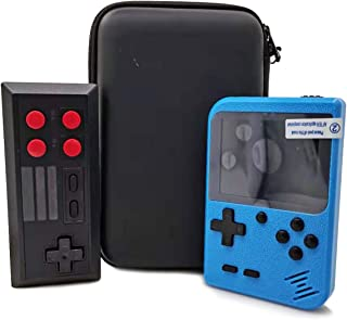 VOUM Handheld Game Console,Retro Handheld Game Console with Protector Case, 400 Free Classical FC Games Support for Connec...