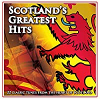 VARIOUS ARTISTS - SCOTLAND'S GREATEST HITS - CD