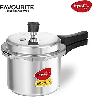 Pigeon Favourite Al Outer Aluminum Pressure Cooker, 3 Litres, Silver