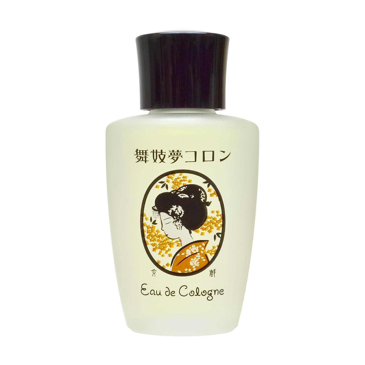 精神なに絡み合い京コスメ 舞妓夢コロン 金木犀/きんもくせいの香り 単品
