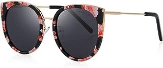 MERRY'S Cat Eye Sunglasses Women Retro Polarized Brand...