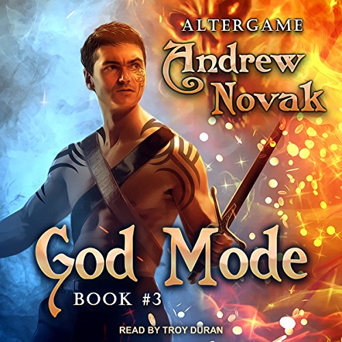 God Mode audiobook cover art
