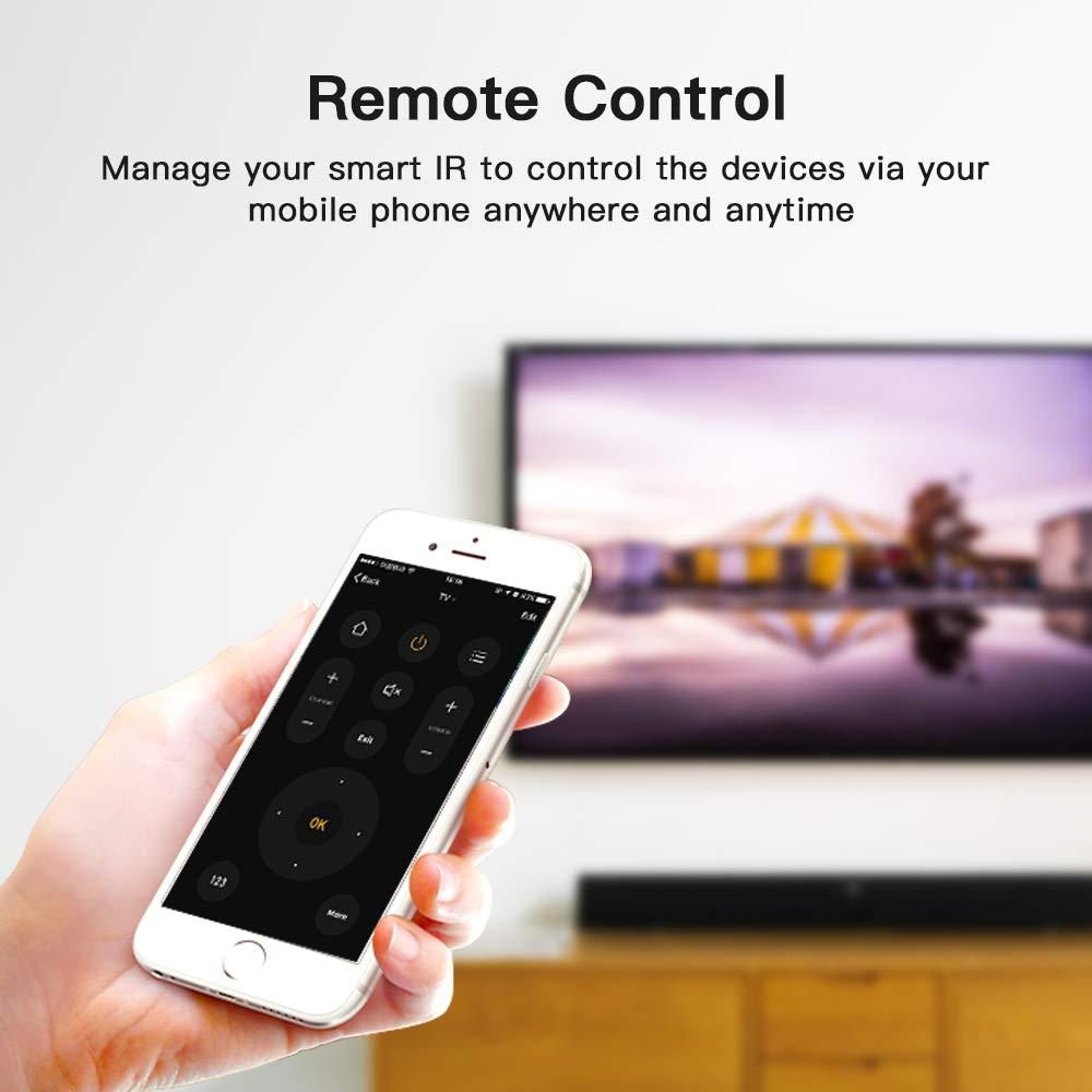 Smart IR, Panamalar Smart Home Automation, haz que tu viejo ...