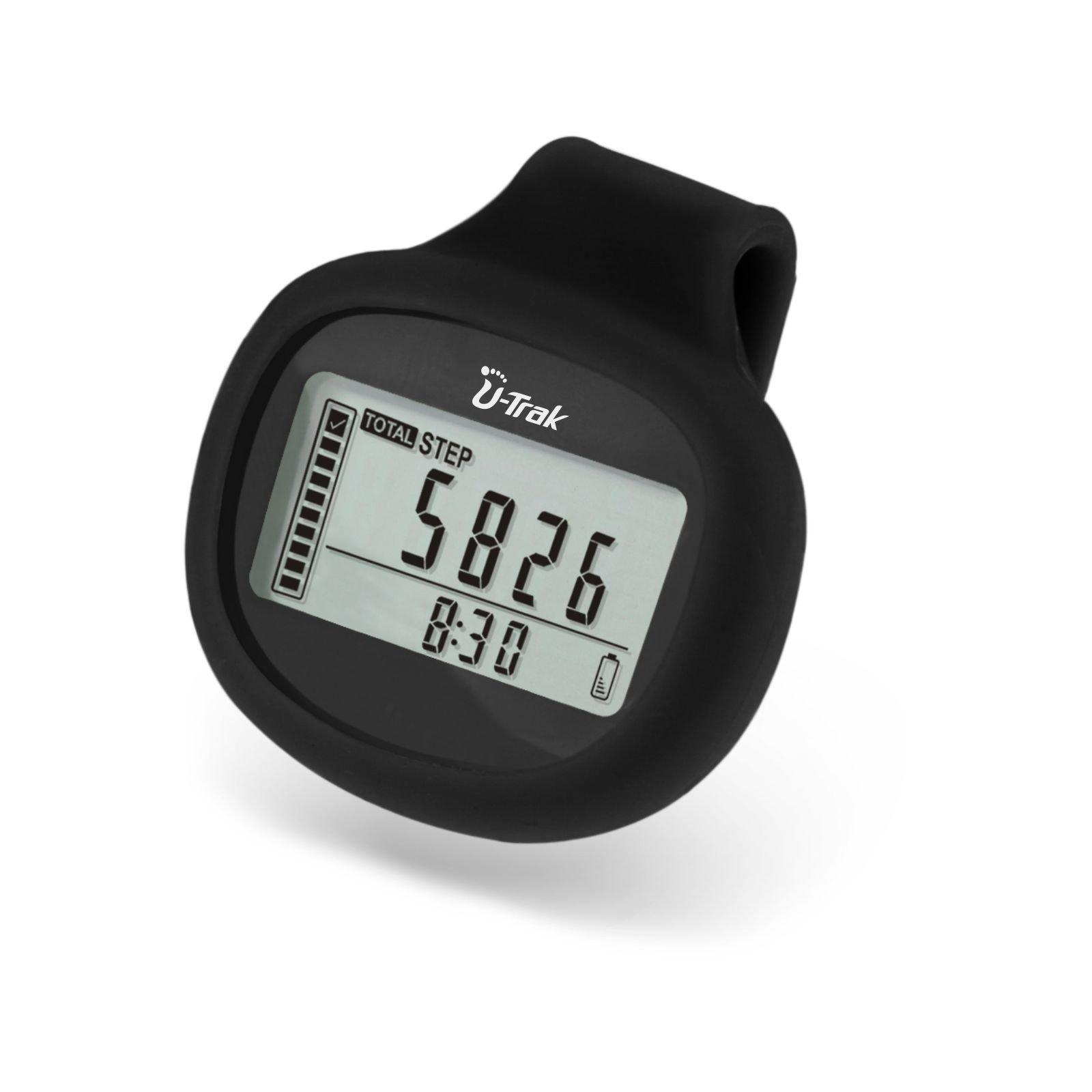 U Trak Pedometer Accurate Distance Calories
