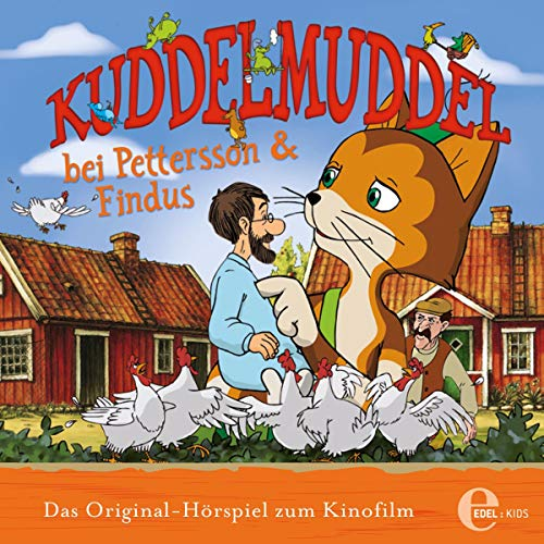 Kuddelmuddel bei Pettersson und Findus. Das Original-Hörspiel zum Kinofilm Titelbild