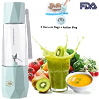 GREZZII Portable Rechargeable Personal Blender