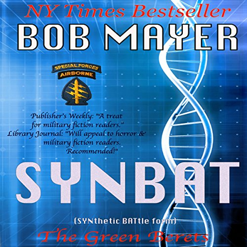 Synbat (The Green Berets) audiobook cover art