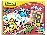 Crayola - Window Colour Bilder, 9 Teile