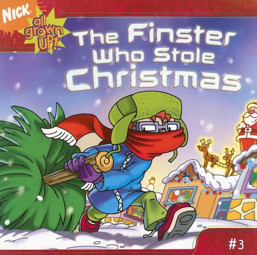 The Finster Who Stole Christmas (All Grown Up!)