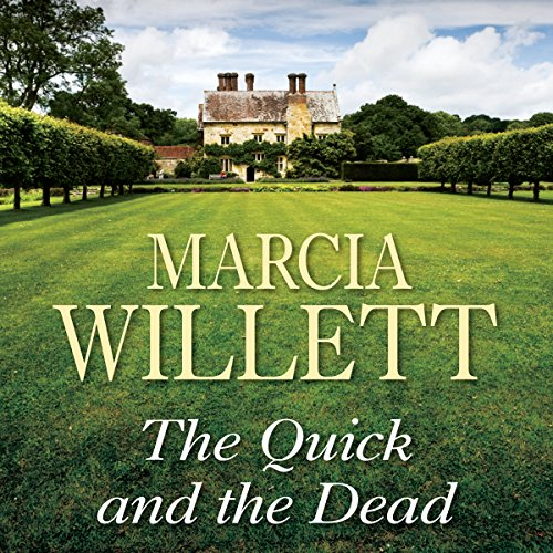 The Quick and the Dead audiobook cover art