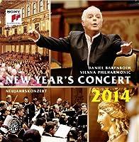 New Year's Concert 2014 by Daniel Barenboim & Wiener Philharmoniker (2014-01-21)