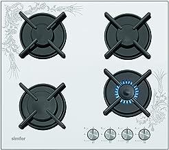 Simfer T-3038-N Set Üstü Cam Ocak