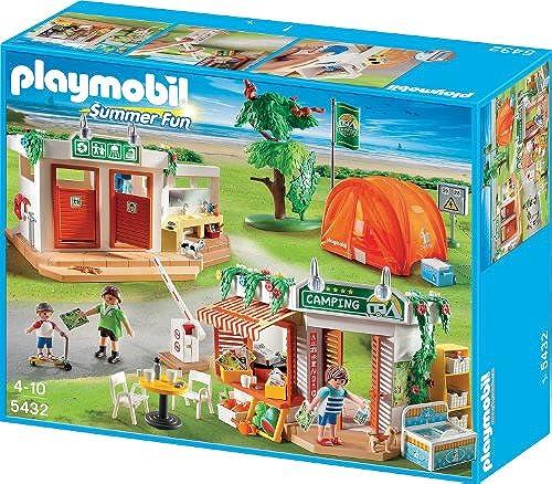 Playmobil 5432 - Größer Campingplatz