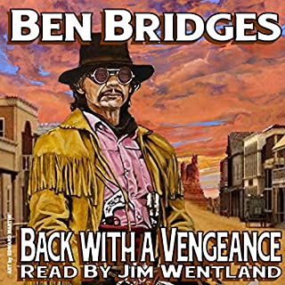 Back with a Vengeance audiobook cover art