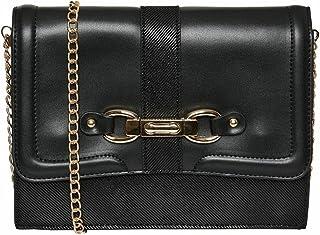 VERO MODA Damen Vmmerle Cross Over Bag Umhängetasche, Einheitsgröße
