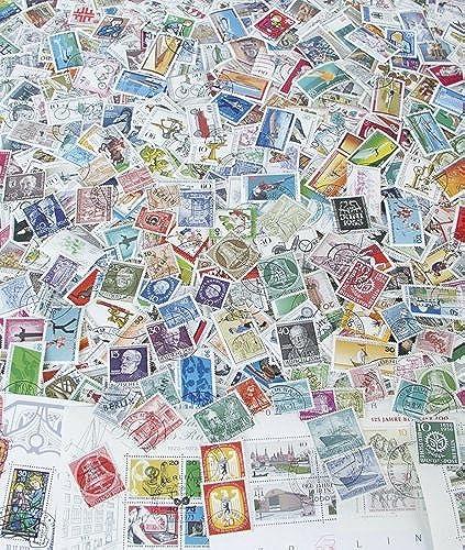 Goldhahn 650 Berlin gestempelt mit Block 2-8 Briefmarken für Sammler