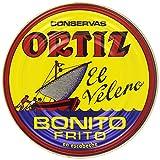 Ortiz El Velero Bonito Frito en Escabeche, 140g