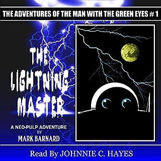 The Lightning Master audiobook cover art