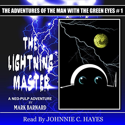 The Lightning Master audiobook cover art
