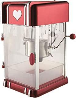YDXYZ Household Automatic Hot Pot Popcorn Machine Rice Cracker Machine,Food Grade Liner Machine for Children