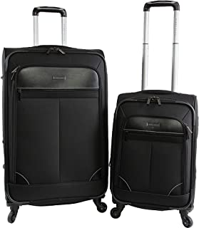 Perry Ellis Tribute 2 Piece Spinner Luggage