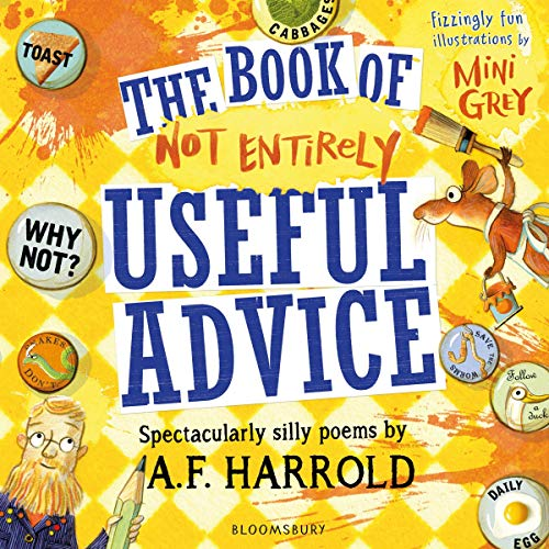 The Book of Not Entirely Useful Advice Titelbild