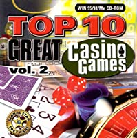 Top 10 Great Casino Games 2 (輸入版)