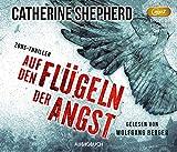 Auf den Flügeln der Angst (Zons-Thriller, Lesung auf 1 MP3-CD)