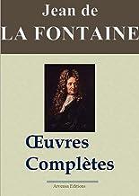 Jean de La Fontaine : Oeuvres complètes - Les 425 fables, contes et pièces de théâtre (Nouvelle édition enrichie) (French ...