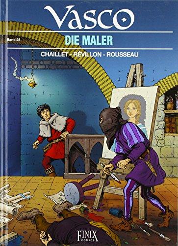 Vasco: Band 28: Der Maler