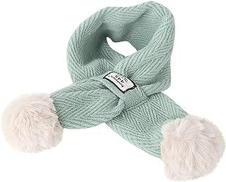 Coton ultra-long /écharpe /épaisse coupe-vent chaud /écharpe tricot/ée automne hiver /écharpe mignonne imprim/ée enfants gris