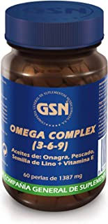 GSN Omega 3. 6 y 9-250 gr