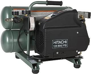 EC89 4-Gallon Portable Electric Twin Stack Air Compressor
