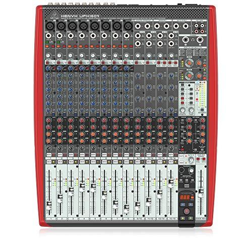 Behringer UFX1604 DJ console