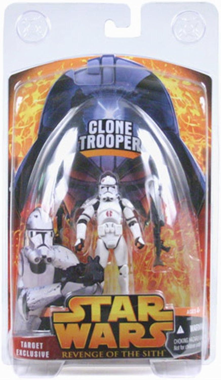 Star Wars Target Exclusive Action Figure  Clone Trooper