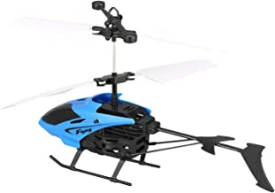 D715 Flying Mini Inducción infrarroja RC Helicóptero Drone