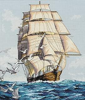 cross stitch ship designs