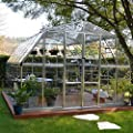 Americana 12' x 12' Greenhouse with Premium Accessory Package