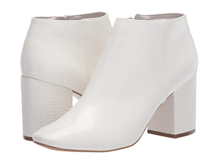 Vintage Boots- Buy Winter Retro Boots Katy Perry The Corra White Shiny Tumbled Womens Boots $47.52 AT vintagedancer.com