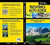 Trentino Alto Adige. Carta stradale e guida turistica...