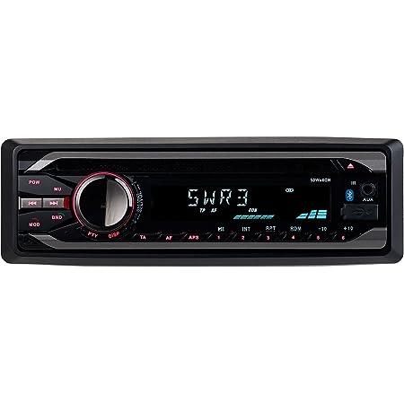 Agptek Bluetooth Audio Receiver 1 Din Car Radio Cd Elektronik