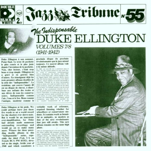 Indispensable Duke Ellington, Vol. 7-8 (1941-1942)
