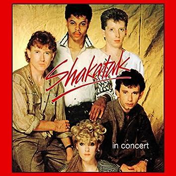 Shakatak in Concert