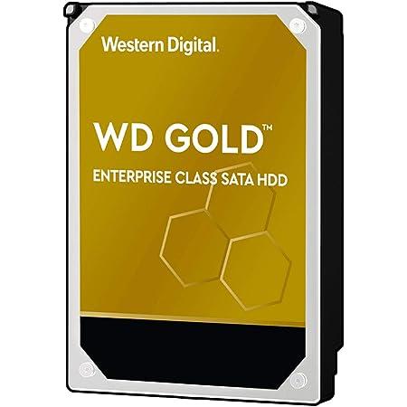 "Western Digital 10TB WD Gold Enterprise Class Internal Hard Drive - 7200 RPM Class, SATA 6 Gb/s, 256 MB Cache, 3.5"" - WD102KRYZ"