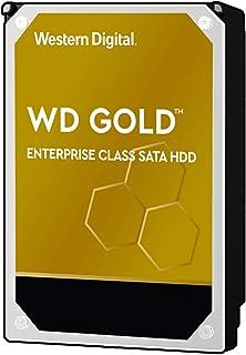 "Western Digital 10TB WD Gold Enterprise Class Internal Hard Drive - 7200 RPM Class, SATA 6 Gb/s, 256 MB Cache, 3.5"" - WD10..."