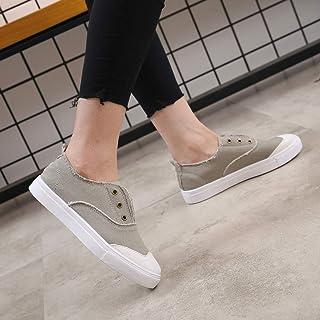 95sCloud Zapatillas unisex para hombre y mujer, cómodas, de lino, para caminar, para el gimnasio, para el tiempo libre, có...