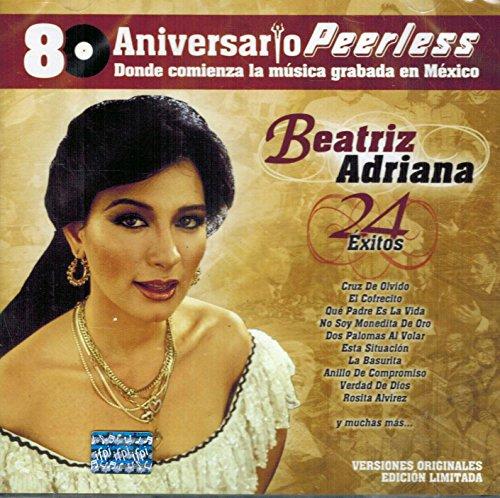 Beatriz Adriana (80 Aniversario 24 ExitosPeerless-5762156)