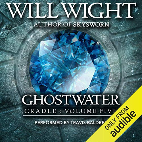 Ghostwater cover art
