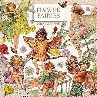 2018 Flower Fairies WALL CALENDAR