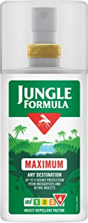 Jungle Formula Insect Repellent Spray Pump, 90 ml